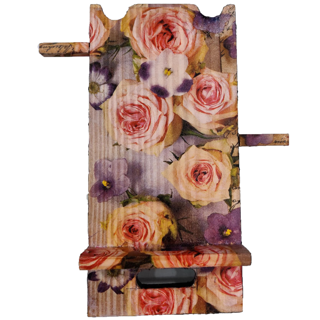 mobile stand D floral