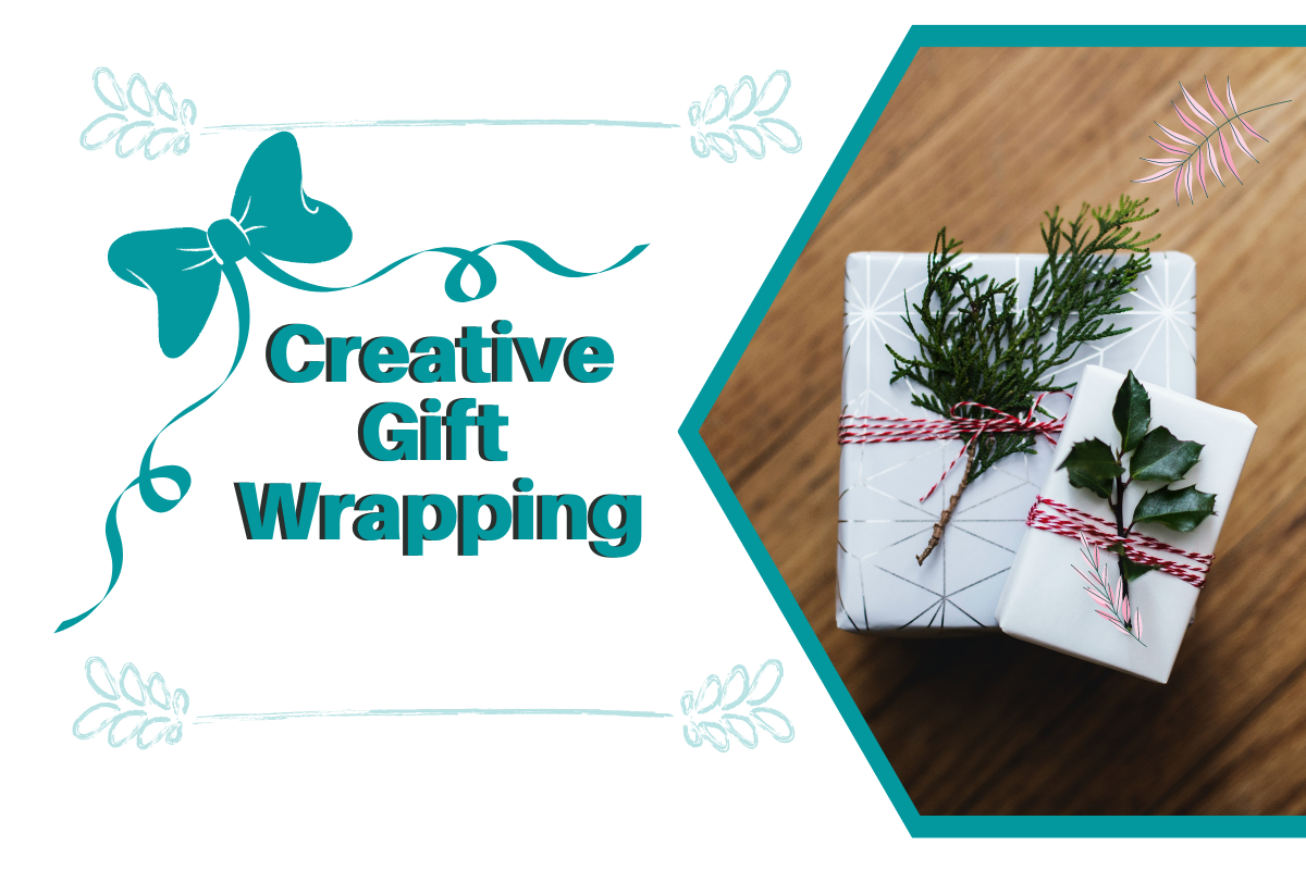 Creative Gift Wrapping Guide