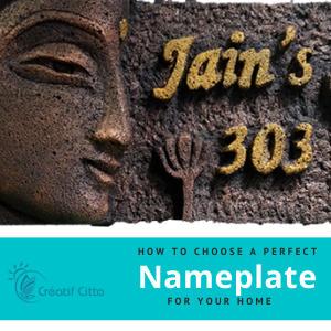Guide to choose a perfect nameplate for your home